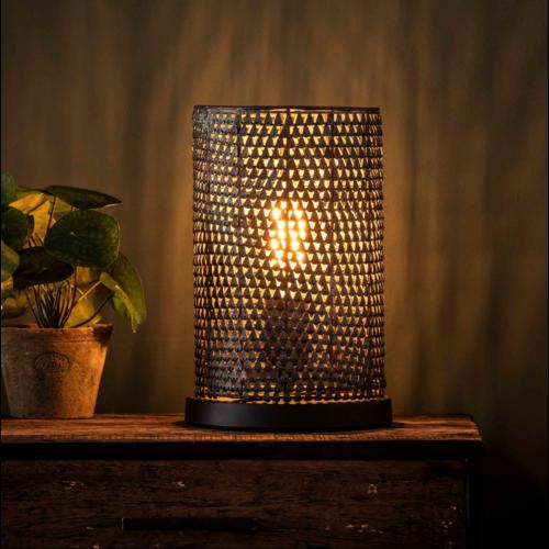 Tafellamp Sammy + led lamp cadeau