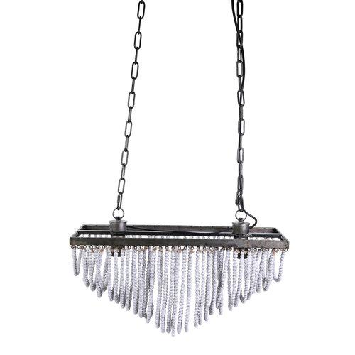 Hanglamp Roselia + 2 led lampen cadeau