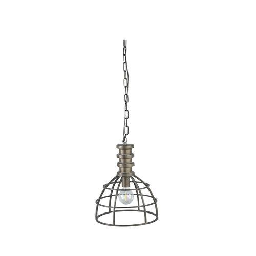 Hanglamp Garen + led lamp cadeau