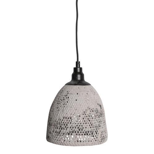 Hanglamp Espinoza in 2 kleuren + led lampen cadeau
