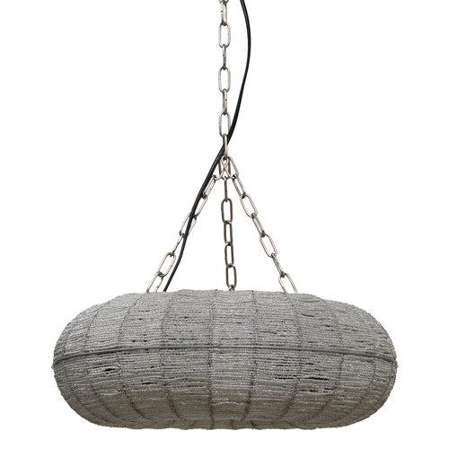 Hanglamp Esmai in 2 afmetingen + led lamp cadeau