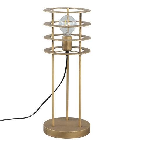 Vloerlamp Shayne in 2 afmetingen + led lamp cadeau