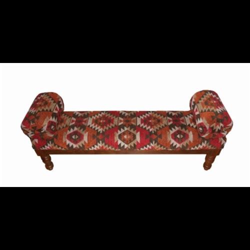 Sofa Alya kelim stijl