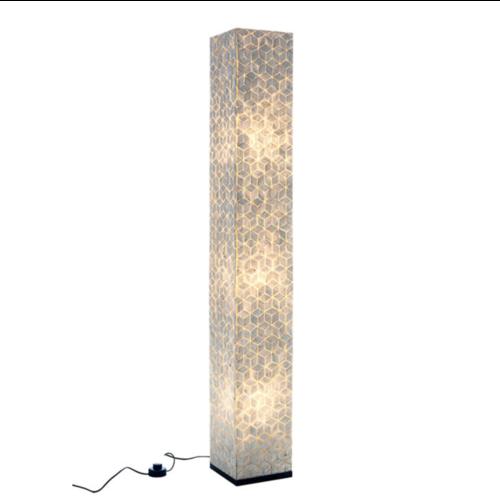 Vloerlamp Mauro Zuil Rechthoek in twee maten