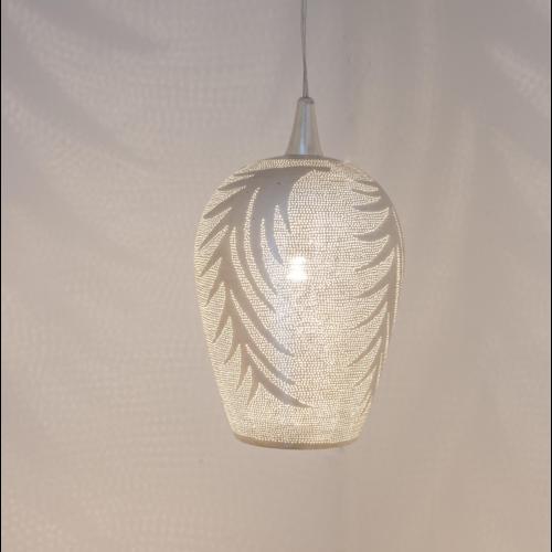 Hanglamp Mauli Palm Zilver in 3 maten