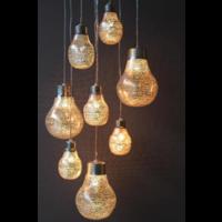 Hanglamp Reret Goud in 2 maten