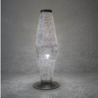 Tafellamp Ra Zilver Small