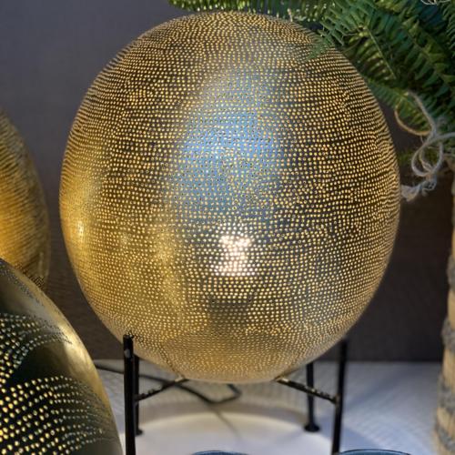 Tafellamp Sebek Goud Small
