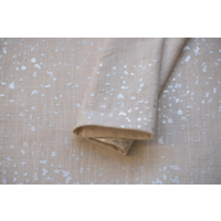 Placemat Confetti Wit-Zilver