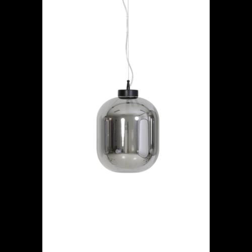 Hanglamp Catalina smoke glas in 3 maten