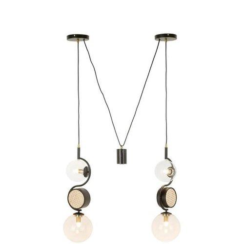 Hanglamp Lia + 6 led lampen cadeau