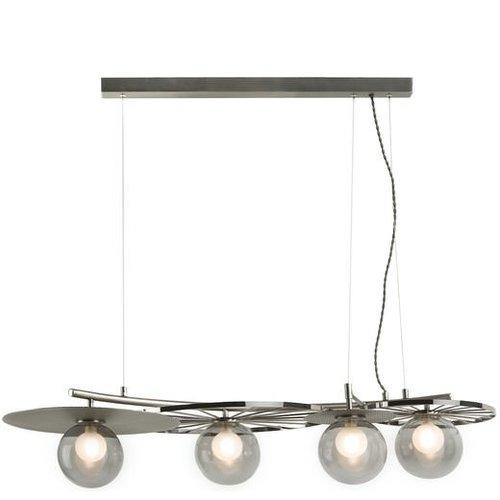 Hanglamp Crawford + 4 led lampen cadeau