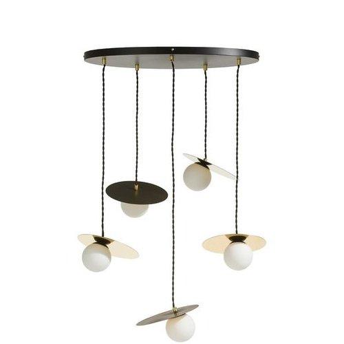 Hanglamp Jonah + 5 led lampen cadeau
