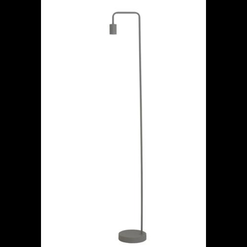 Vloerlamp Ori licht grijs