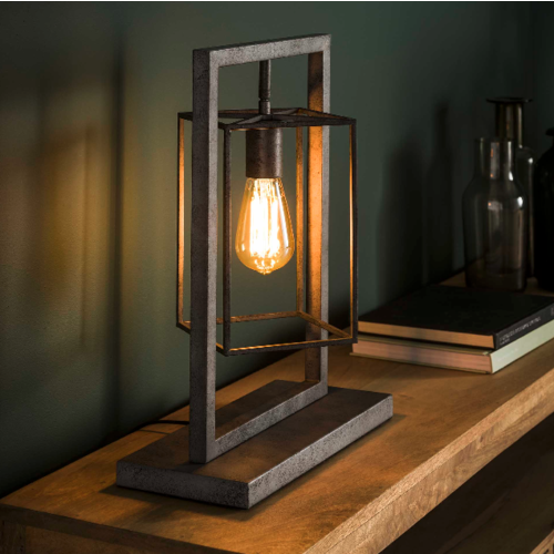 Tafellamp Bennet + 1 led lamp cadeau