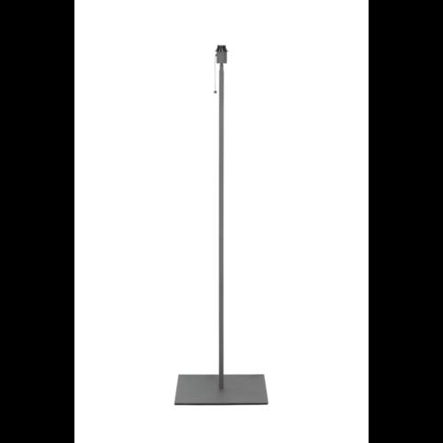Vloerlamp Ornella grijs metaal