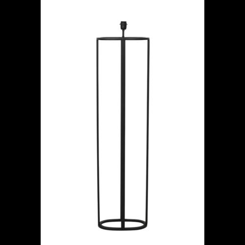 Vloerlamp Otis mat zwart metaal