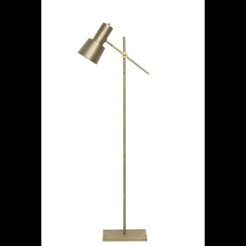 Vloerlamp Omri antiek brons