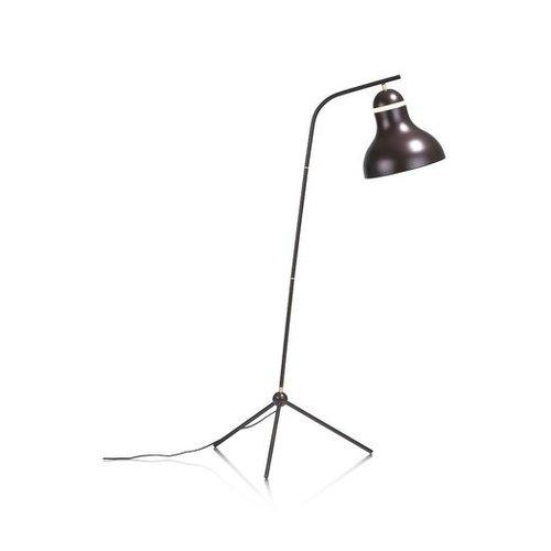 Vloerlamp Brian + 1 led lamp cadeau