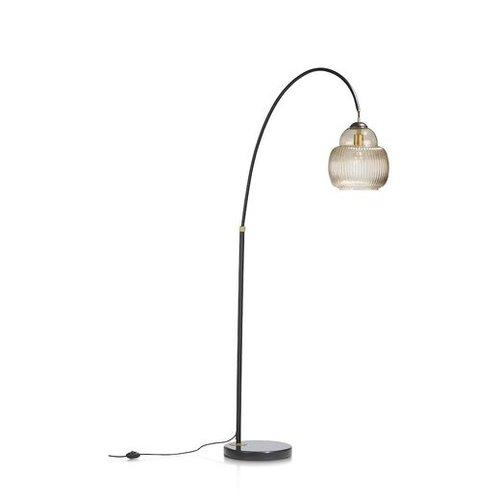 Vloerlamp Fabio + 1 led lamp cadeau