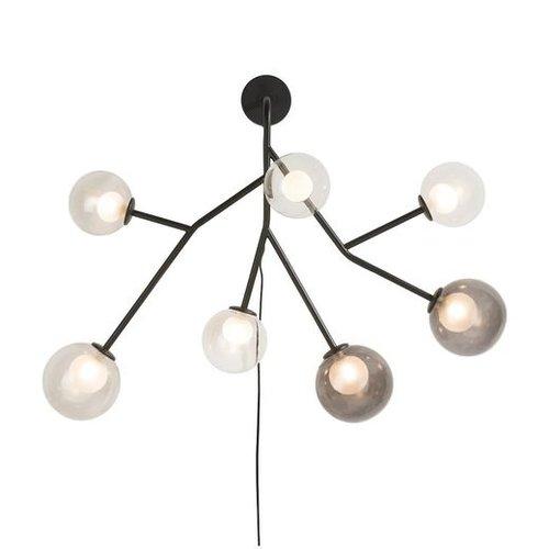 Wandlamp Malin + 4 led lampen cadeau