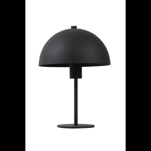 Tafellamp Elora mat zwart in 2 maten