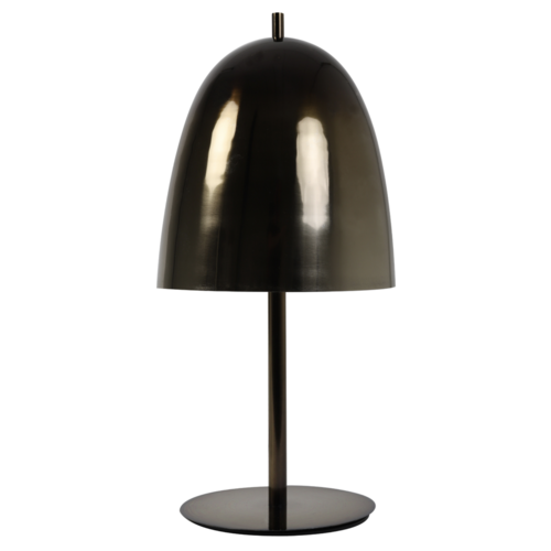 Tafellamp Enri donkerbruin