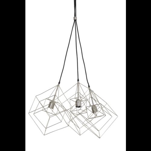 Hanglamp Faelynn mat tin 3L