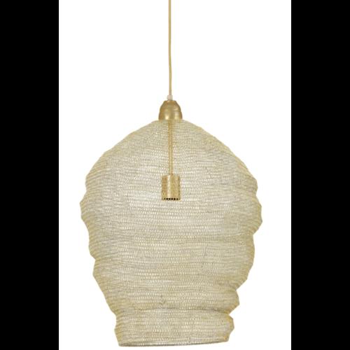 Hanglamp Farida gaas in 5 kleuren