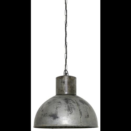 Hanglamp Flavia vintage zilver