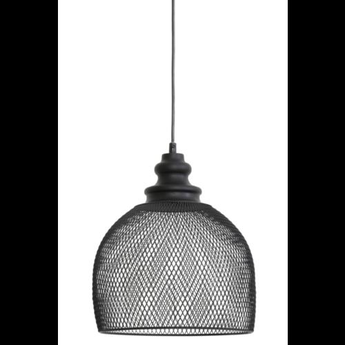 Hanglamp Gabrielle zwart