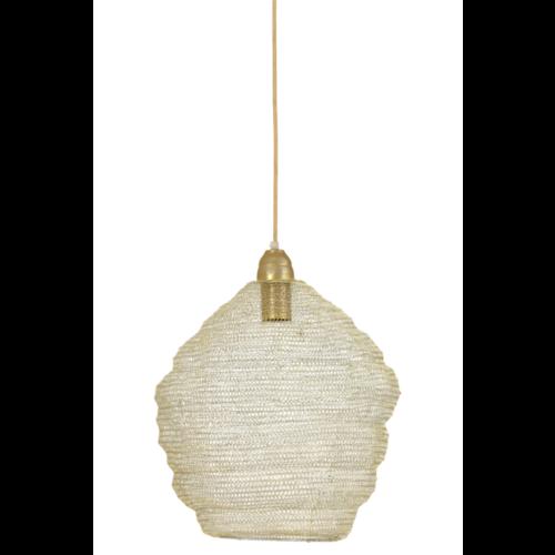 Hanglamp Fardy gaas in 6 kleuren