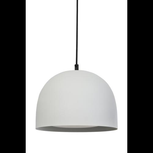 Hanglamp Grace mat wit
