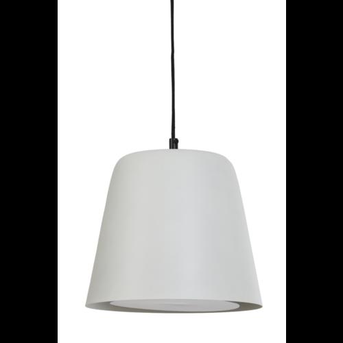 Hanglamp Golda mat wit