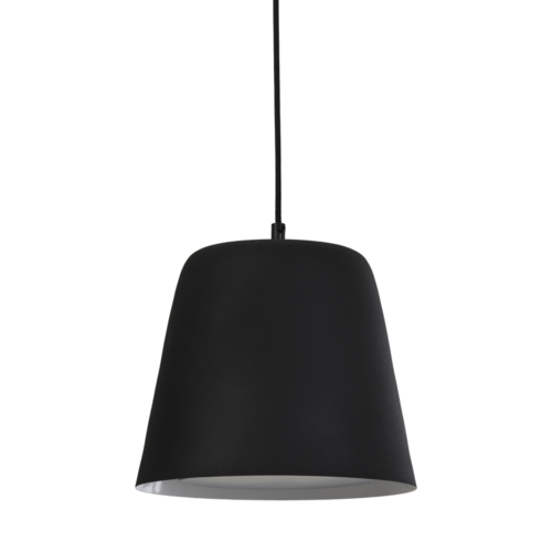 Hanglamp Golda mat zwart