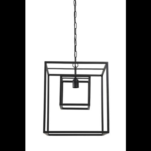 Hanglamp Grecia mat zwart