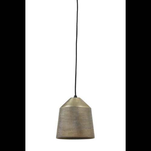 Hanglamp Gianni antiek brons