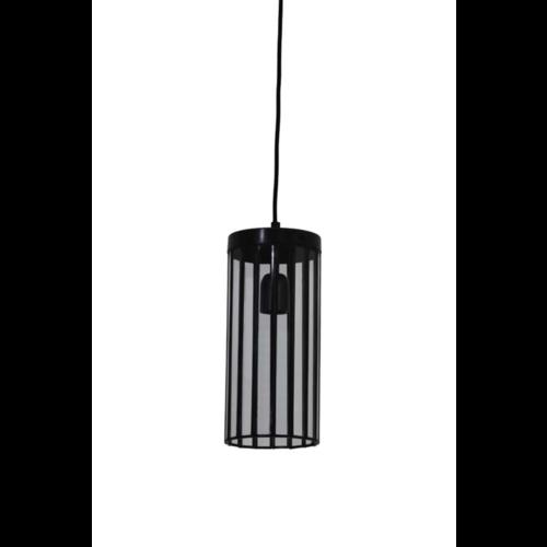Hanglamp Elvira antiek zwart