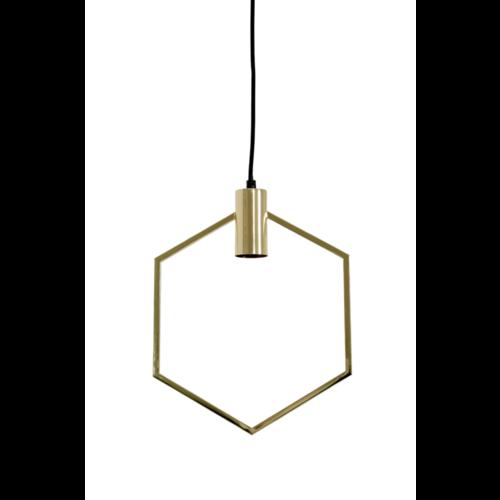 Hanglamp Graysen goud