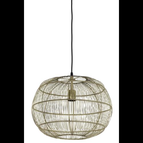 Hanglamp Holly brons