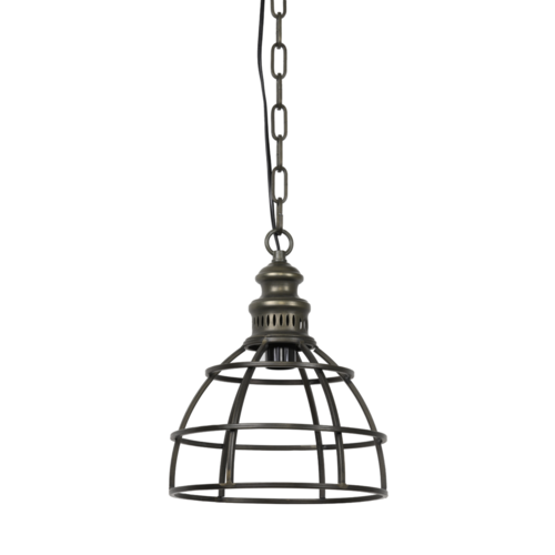 Hanglamp Hanny donker brons