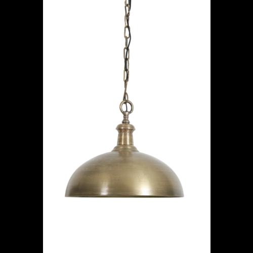 Hanglamp Harriet oud brons in 2 maten