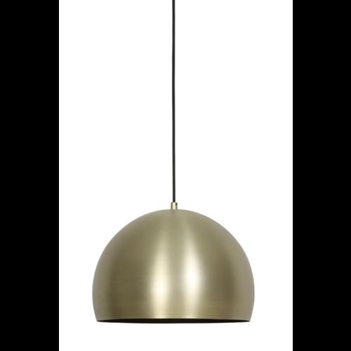 Hanglamp Hollis mat goud