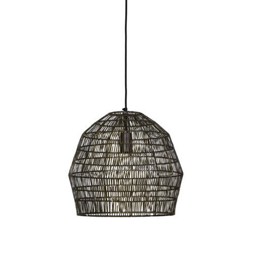 Hanglamp Hala brons