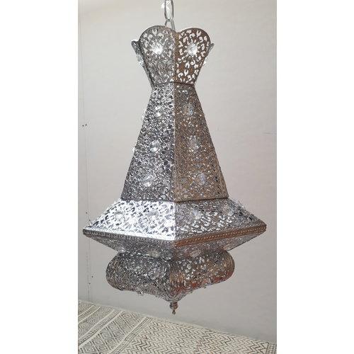 Marokkaanse hanglamp Bling in 2 kleuren