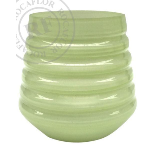 Waxinehouder Tappie pastel groen