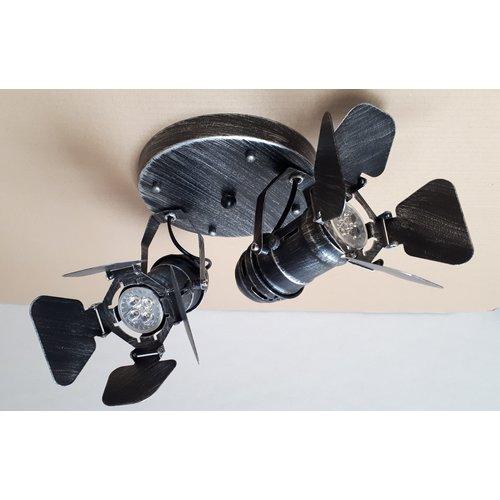 Plafondlamp Showbizzz 2