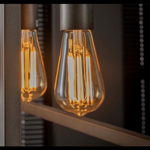 Lichtbron LED filament druppel