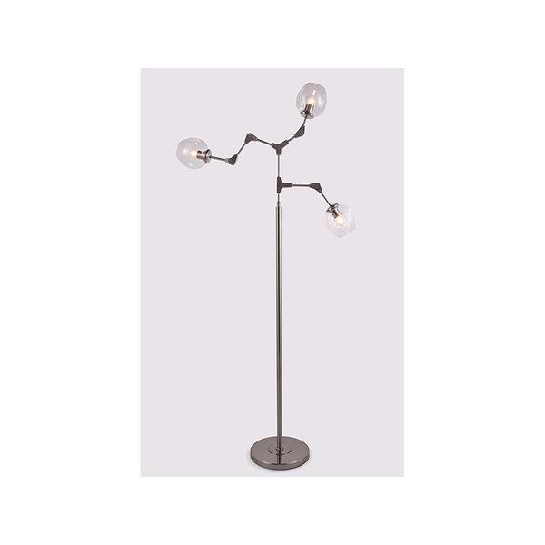 Vloerlamp Graham + 3 led lampen cadeau