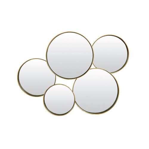 Spiegel Siannan in 3 kleuren